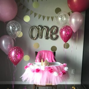 1st birthday Party planner in Gurgaon.