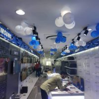 Samsung Store Decoration in Delhi/NCr.