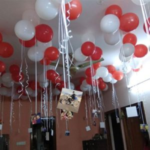 Home Balloons Decoration in Delhi Ncr | +91 88-2628-3115